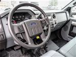 2019 Ford F-650 Regular Cab DRW 4x2, Scelzi SFB Stake Bed #FK2608 - photo 8