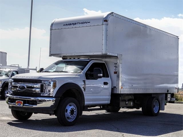 2019 F-550 Regular Cab DRW 4x2,  Marathon Dry Freight #FK2623 - photo 1