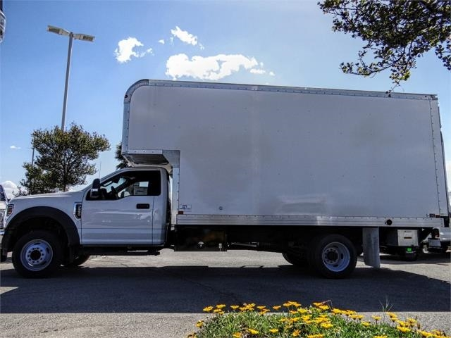 2019 F-550 Regular Cab DRW 4x2,  Marathon FRP Dry Freight #FK2623 - photo 3