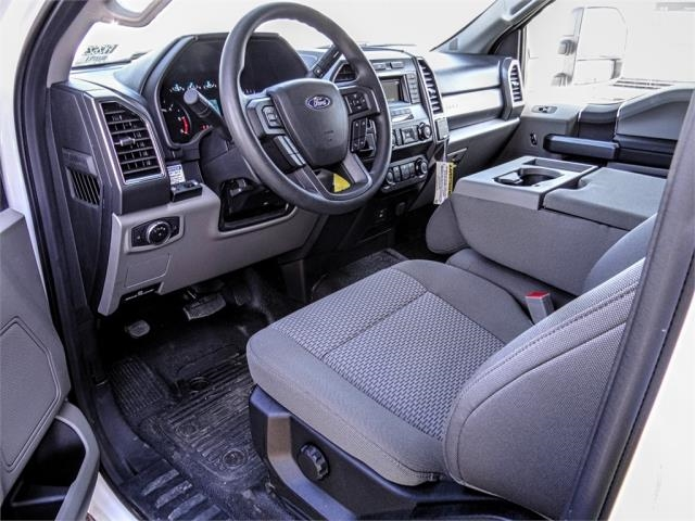 2019 F-550 Regular Cab DRW 4x2,  Marathon FRP Dry Freight #FK2623 - photo 8