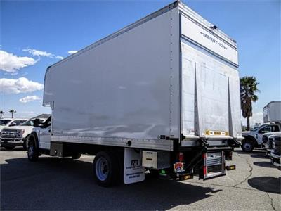 2019 F-550 Regular Cab DRW 4x2,  Marathon FRP Dry Freight #FK2623 - photo 2