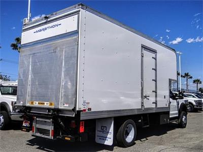 2019 F-550 Regular Cab DRW 4x2,  Marathon FRP Dry Freight #FK2623 - photo 4
