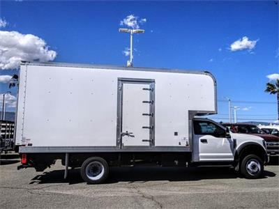 2019 F-550 Regular Cab DRW 4x2,  Marathon FRP Dry Freight #FK2623 - photo 5