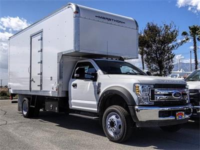 2019 F-550 Regular Cab DRW 4x2,  Marathon FRP Dry Freight #FK2623 - photo 6