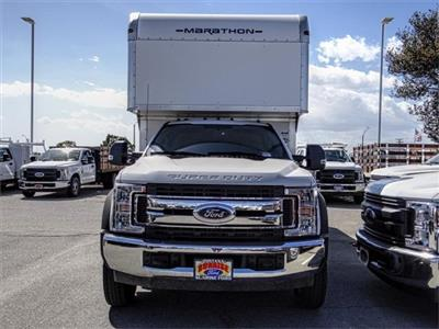 2019 F-550 Regular Cab DRW 4x2,  Marathon FRP Dry Freight #FK2623 - photo 7