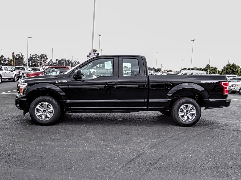 2019 F-150 Super Cab 4x2, Pickup #FK2718 - photo 3
