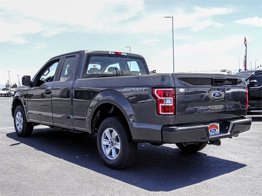 2019 F-150 Super Cab 4x2,  Pickup #FK2744 - photo 2