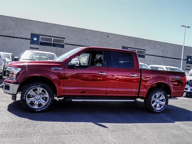 2019 F-150 SuperCrew Cab 4x4,  Pickup #FK2862 - photo 3