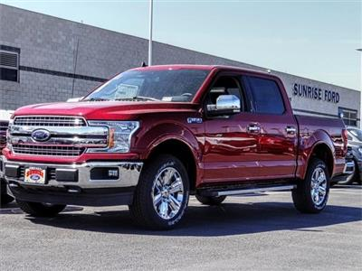 2019 F-150 SuperCrew Cab 4x4,  Pickup #FK2862 - photo 1