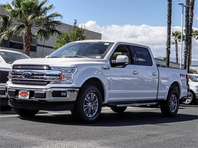 2019 F-150 SuperCrew Cab 4x4,  Pickup #FK2908 - photo 1