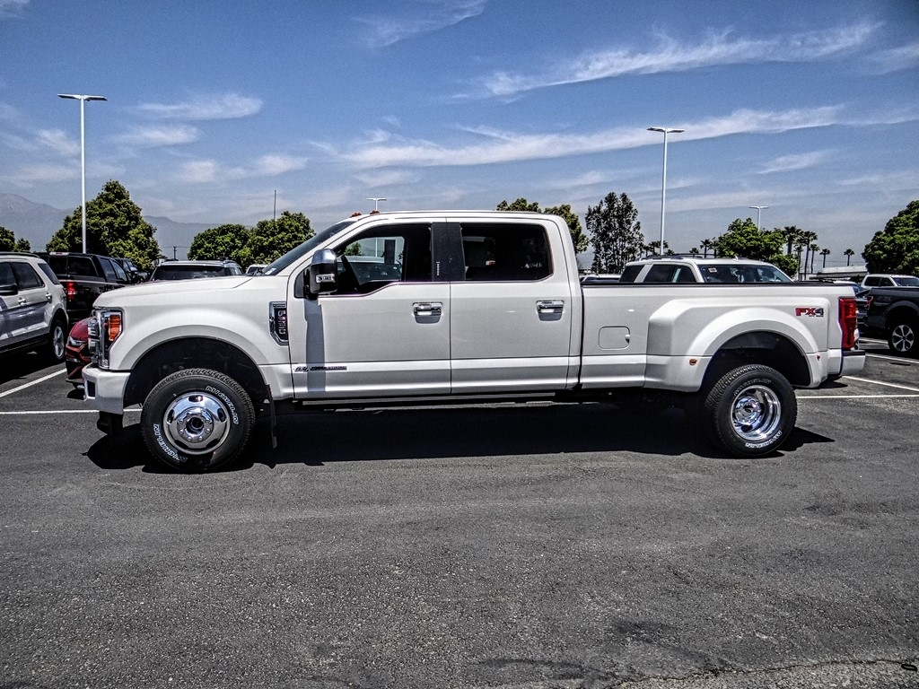 2019 F-350 Crew Cab DRW 4x4, Pickup #FK2924 - photo 3
