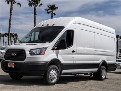 2019 Transit 350 HD High Roof DRW 4x2,  Empty Cargo Van #FK2947DT - photo 1