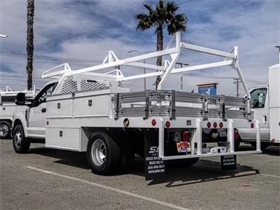 2019 F-350 Regular Cab DRW 4x2,  Scelzi CTFB Contractor Body #FK2979 - photo 2