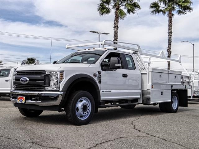 2019 F-450 Super Cab DRW 4x2,  Scelzi Contractor Body #FK2998 - photo 1