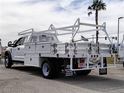 2019 F-450 Super Cab DRW 4x2,  Scelzi CTFB Contractor Body #FK2998 - photo 2