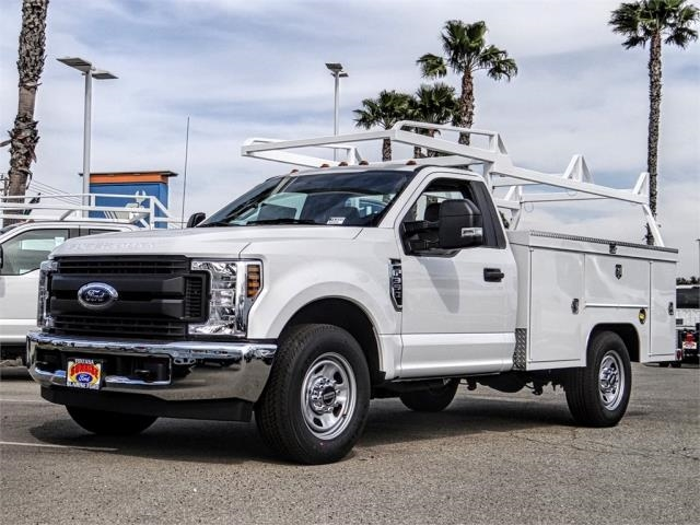 2019 F-350 Regular Cab 4x2,  Scelzi Service Body #FK3000 - photo 1