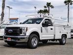 2019 F-350 Regular Cab 4x2,  Scelzi Signature Service Body #FK3000 - photo 1