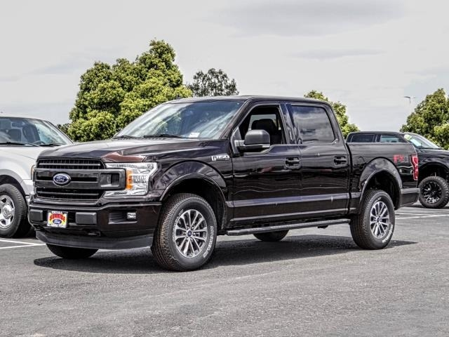 2019 F-150 SuperCrew Cab 4x4,  Pickup #FK3080 - photo 1