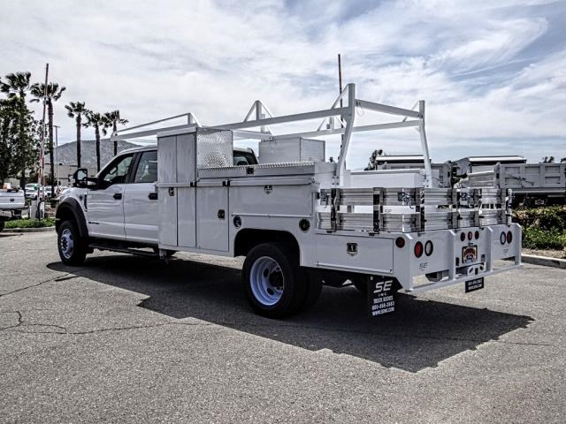 2019 F-450 Crew Cab DRW 4x2,  Scelzi Combo Body #FK3090 - photo 1