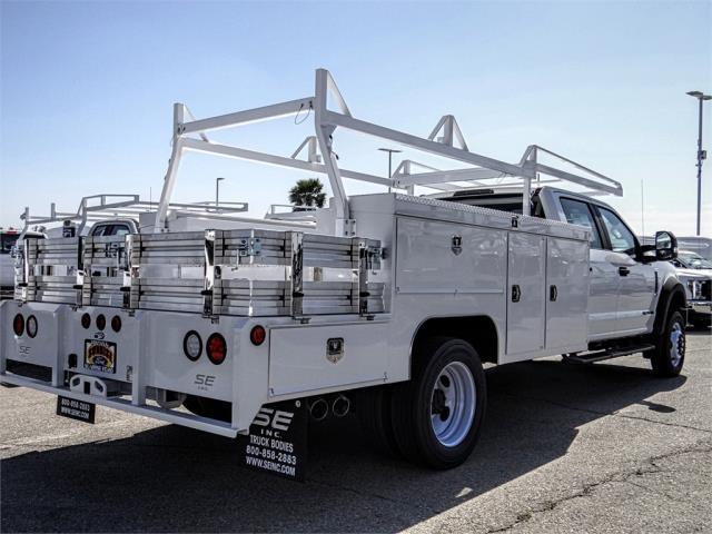 2019 F-550 Crew Cab DRW 4x2,  Scelzi SEC Combo Body #FK3091 - photo 4