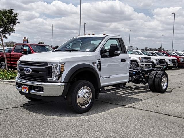 2019 F-550 Regular Cab DRW 4x2,  Cab Chassis #FK3101 - photo 1