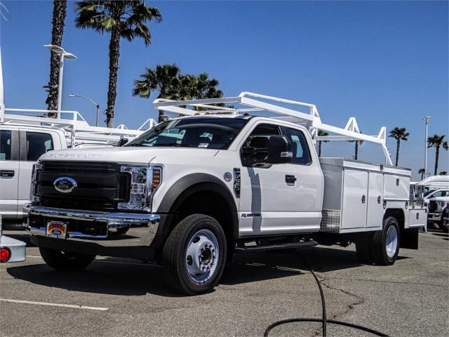 2019 F-550 Super Cab DRW 4x2,  Scelzi Combo Body #FK3120 - photo 1
