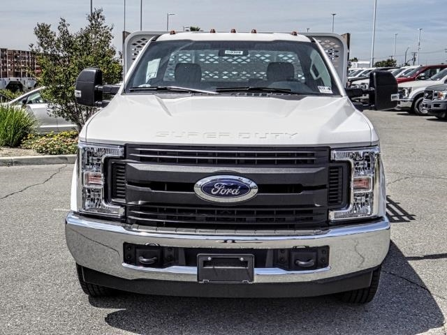 2019 F-350 Regular Cab DRW 4x2,  Scelzi Stake Bed #FK3138DT - photo 8
