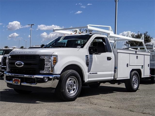 2019 F-350 Regular Cab 4x2,  Scelzi Service Body #FK3153DT - photo 1