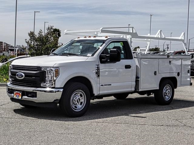 2019 F-350 Regular Cab 4x2,  Scelzi Service Body #FK3154DT - photo 1