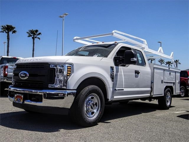 2019 F-350 Super Cab 4x2, Scelzi Service Body #FK3163 - photo 1