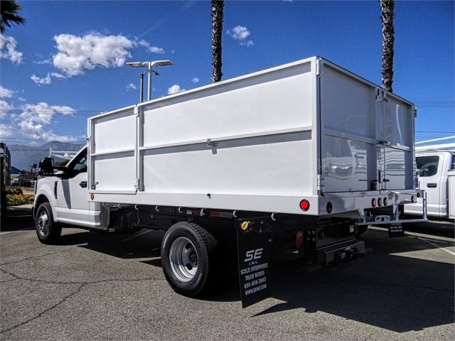 2019 F-350 Regular Cab DRW 4x2,  Scelzi Landscape Dump #FK3172DT - photo 1