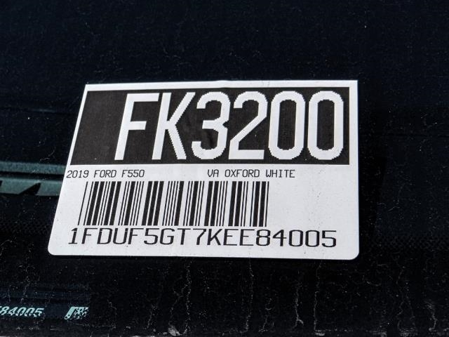 2019 F-550 Regular Cab DRW 4x2,  Cab Chassis #FK3200 - photo 10