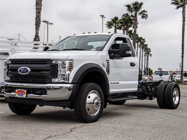 2019 F-550 Regular Cab DRW 4x2,  Cab Chassis #FK3212 - photo 1