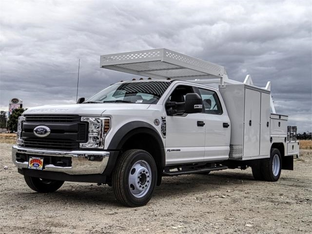 2019 F-550 Crew Cab DRW 4x2,  Scelzi Combo Body #FK3220 - photo 1