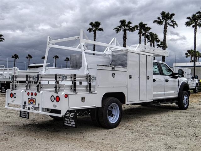 2019 F-550 Crew Cab DRW 4x2,  Scelzi SEC Combo Body #FK3220 - photo 4