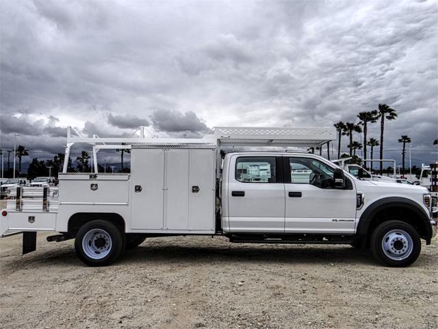 2019 F-550 Crew Cab DRW 4x2,  Scelzi SEC Combo Body #FK3220 - photo 5