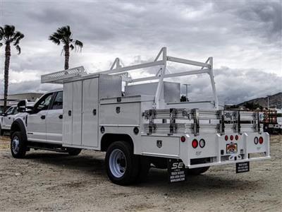 2019 F-550 Crew Cab DRW 4x2,  Scelzi SEC Combo Body #FK3220 - photo 2