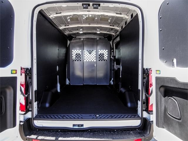 2019 Transit 250 Med Roof 4x2,  Empty Cargo Van #FK3225 - photo 1