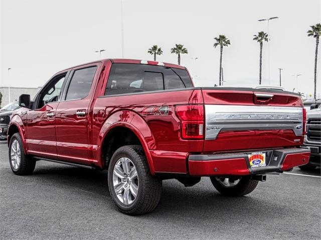 2019 F-150 SuperCrew Cab 4x4,  Pickup #FK3229DT - photo 2