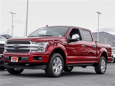 2019 F-150 SuperCrew Cab 4x4,  Pickup #FK3229DT - photo 1