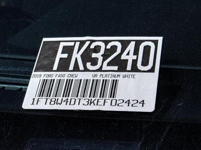 2019 F-450 Crew Cab DRW 4x4,  Pickup #FK3240 - photo 14