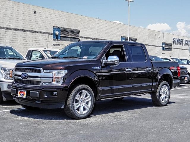 2019 F-150 SuperCrew Cab 4x4,  Pickup #FK3241 - photo 1