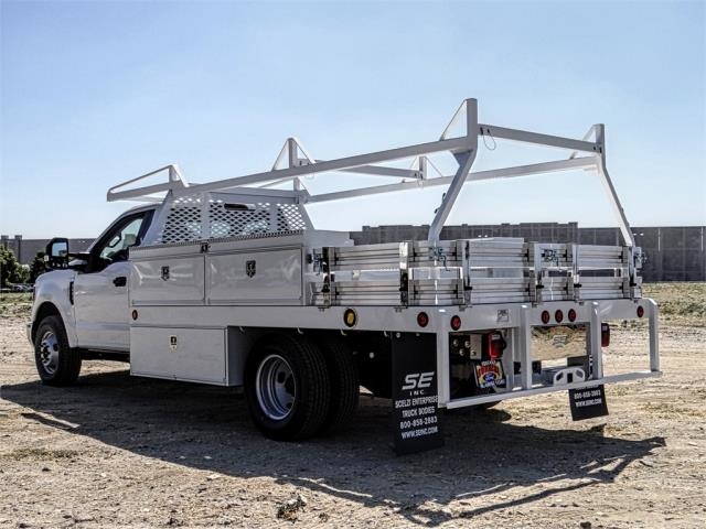 2019 F-350 Regular Cab DRW 4x2,  Scelzi Contractor Body #FK3250 - photo 1