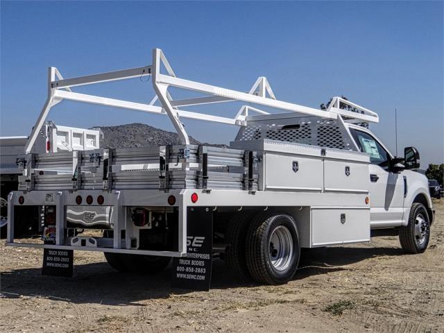 2019 F-350 Regular Cab DRW 4x2,  Scelzi CTFB Contractor Body #FK3250 - photo 4