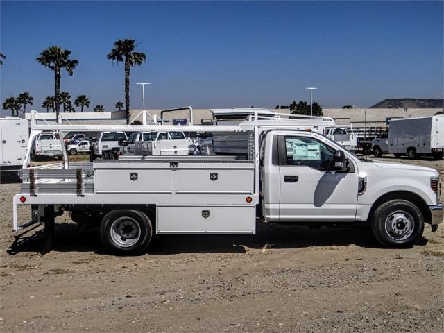 2019 F-350 Regular Cab DRW 4x2,  Scelzi CTFB Contractor Body #FK3250 - photo 5