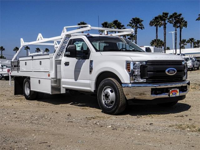 2019 F-350 Regular Cab DRW 4x2,  Scelzi CTFB Contractor Body #FK3250 - photo 6