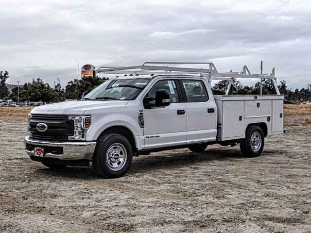 2019 F-350 Crew Cab 4x2,  Scelzi Service Body #FK3253 - photo 1