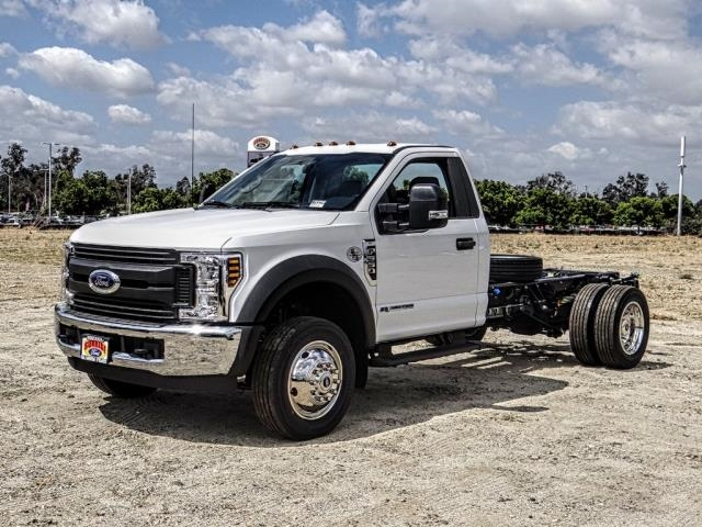 2019 F-550 Regular Cab DRW 4x2,  Cab Chassis #FK3254 - photo 1