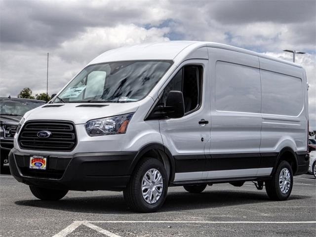 2019 Transit 250 Med Roof 4x2,  Empty Cargo Van #FK3280 - photo 1