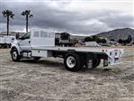 2019 F-650 Regular Cab DRW 4x2,  Scelzi Flatbed #FK3288DT - photo 1